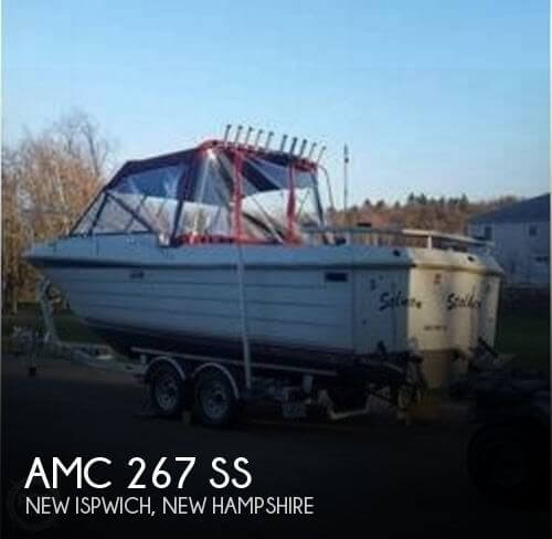 1987 AMC 267 SS
