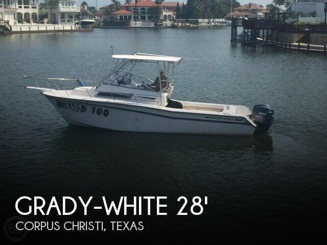 1996 Grady-White 268 Islander