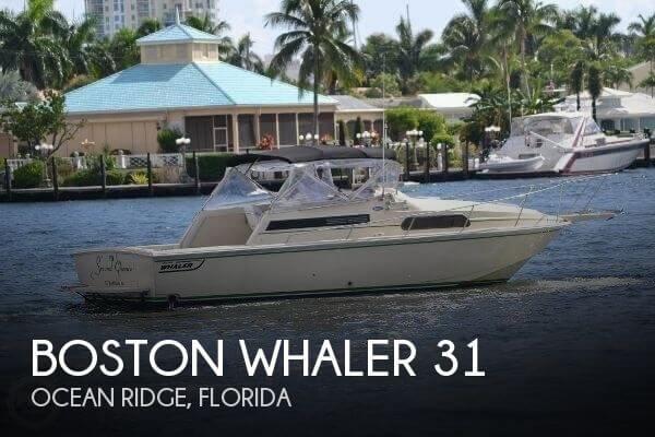 1989 Boston Whaler 31