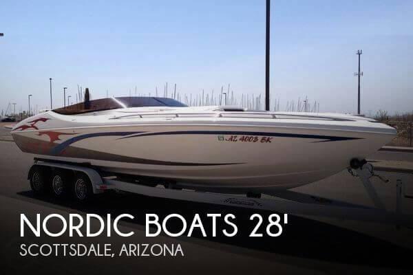 2006 Nordic Boats 28 Heat BR/MC
