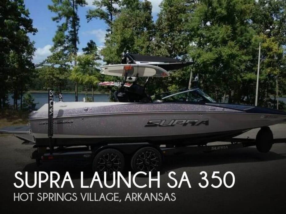 2014 Supra Launch SA 350