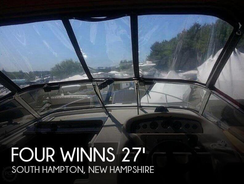 1994 Four Winns Vista 278