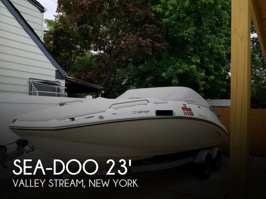 2009 Sea-Doo Challenger 230