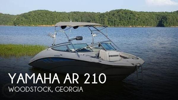 2015 Yamaha AR 210