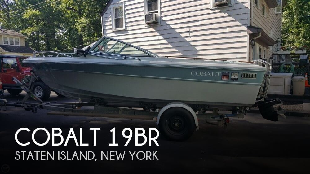 1980 Cobalt 19BR