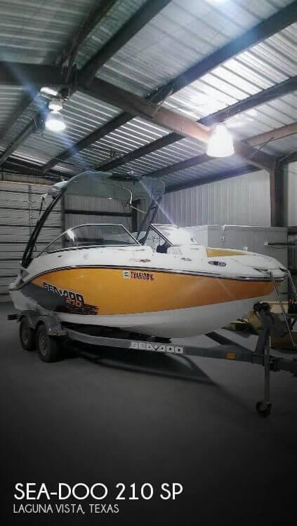 2011 Sea-Doo 210 SP