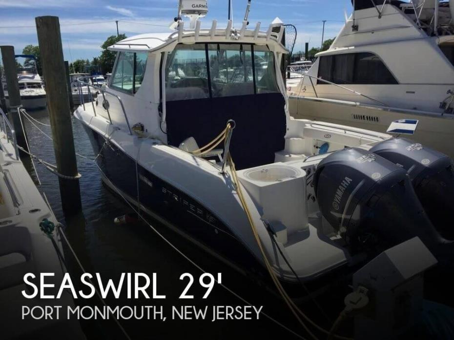 2012 Seaswirl Striper 2901 WA