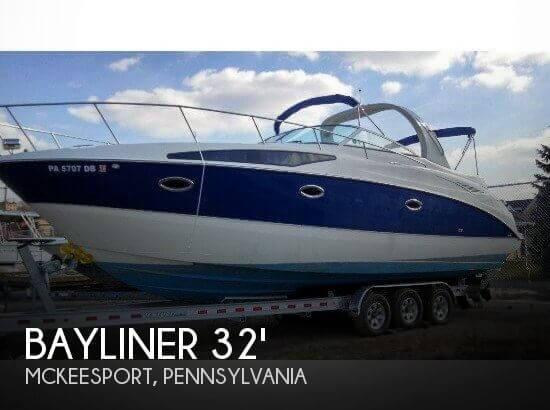 2007 Bayliner 325 Sunbridge