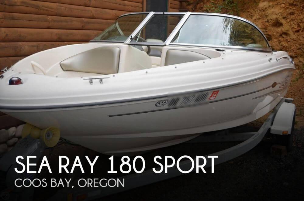 2004 Sea Ray 180 Sport