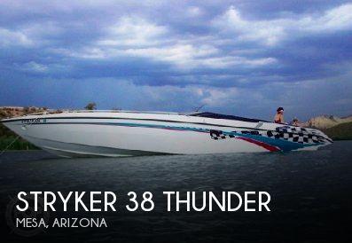 1993 Stryker 38 Thunder