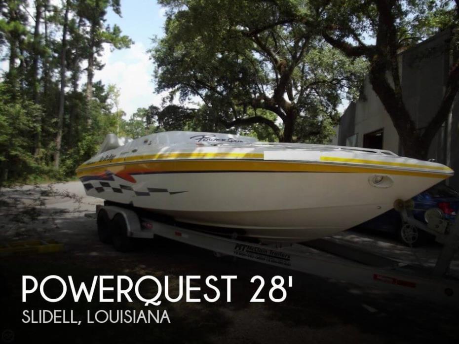 2001 Powerquest 280 Silencer