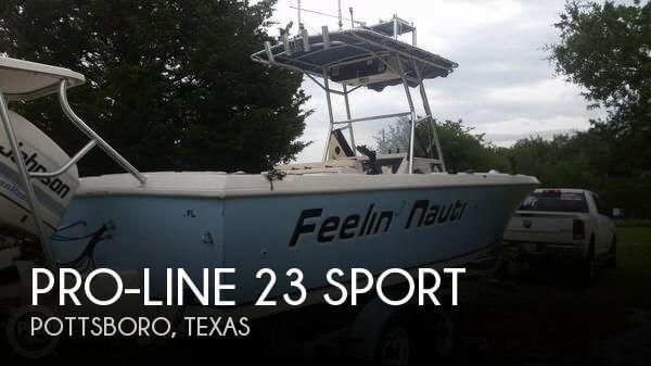 1994 Pro-Line 23 Sport