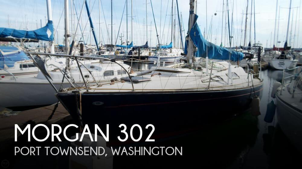 1973 Morgan 302