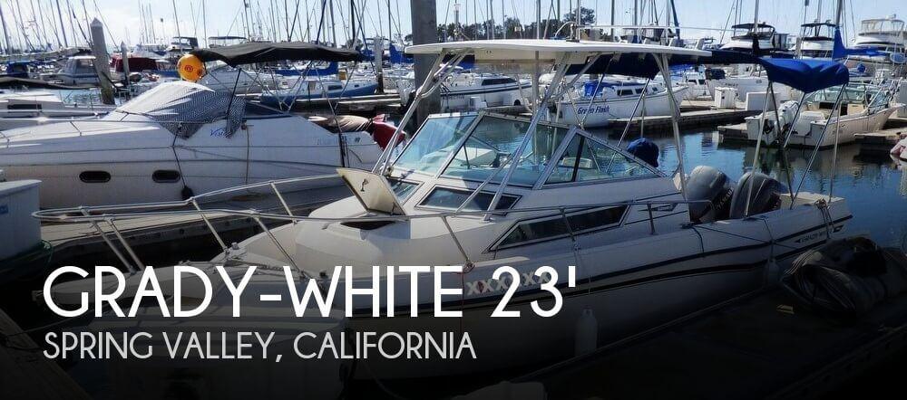 1988 Grady-White Gulfstream 23