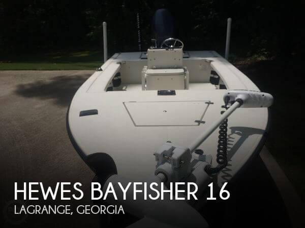1998 Hewes Bayfisher 16