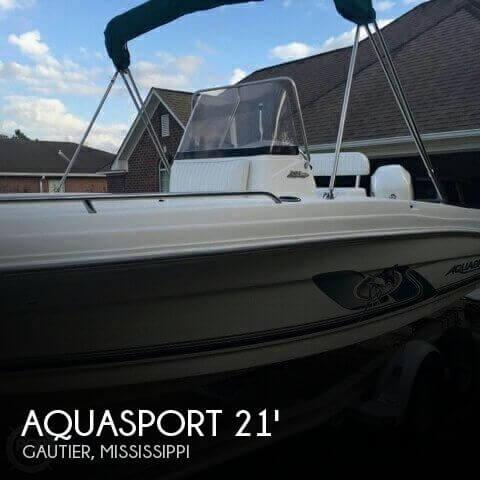 2003 Aquasport 201 Osprey