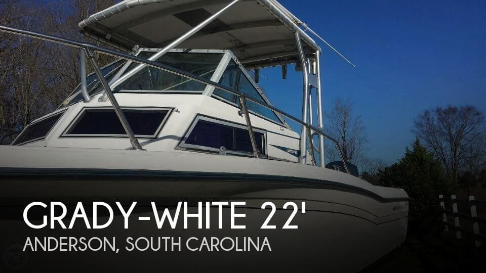 1987 Grady-White Seafarer 22