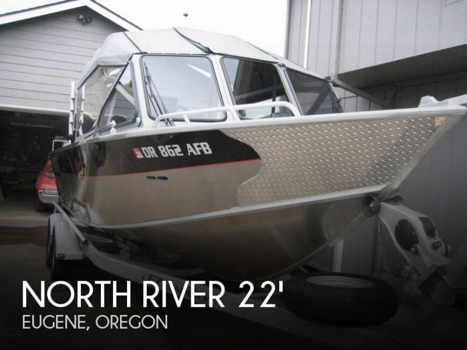 2014 North River 22 Seahawk