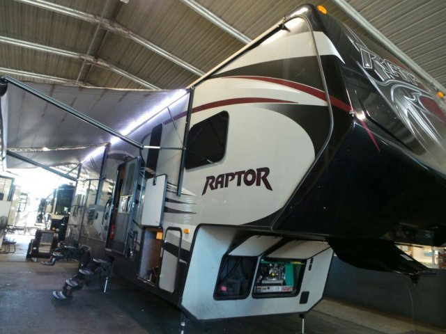 2015 KEYSTONE RV RAPTOR RAPTOR