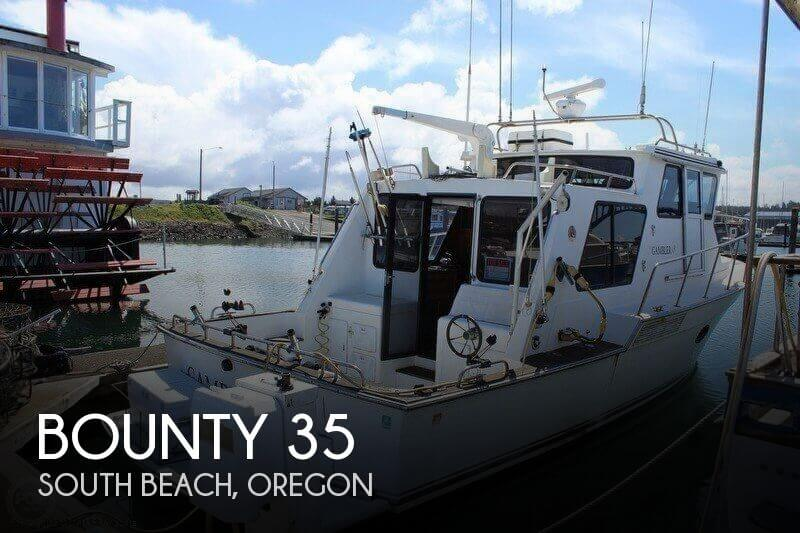 1994 Bounty 35