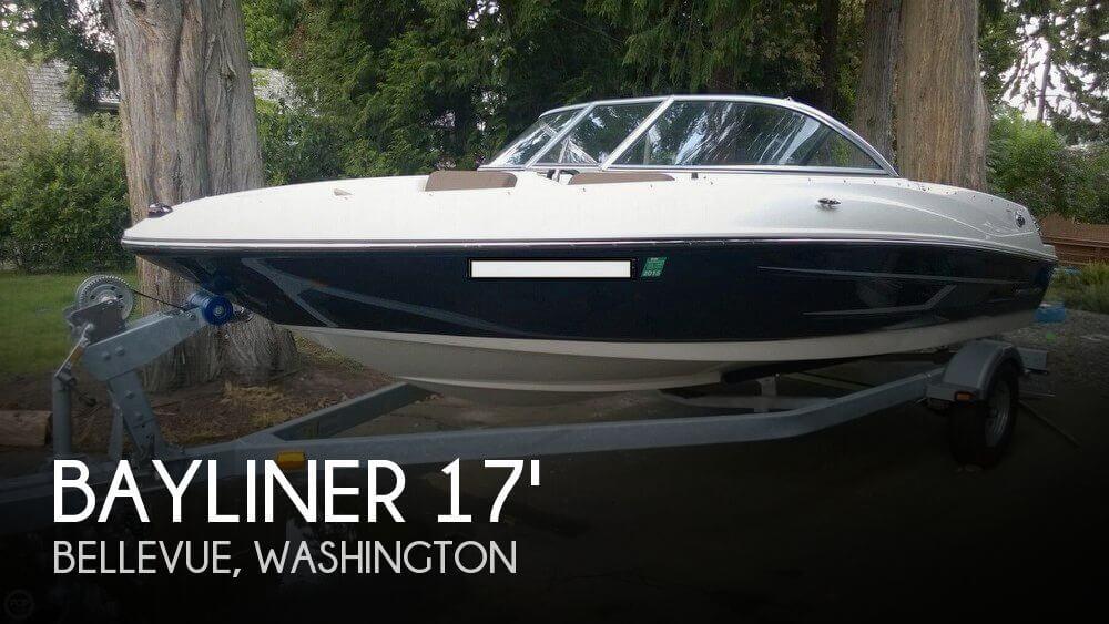 2014 Bayliner 175 Runabout