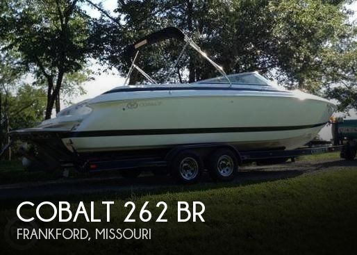 2003 Cobalt 262 BR