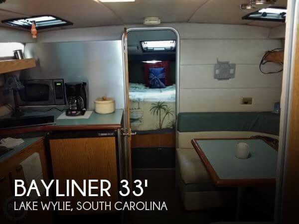 1988 Bayliner 3450 Avanti