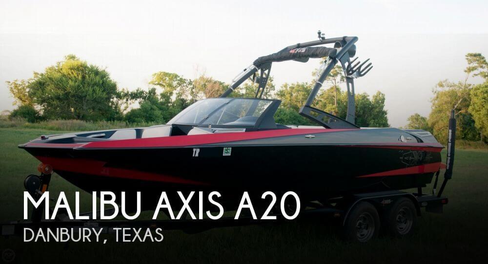 2012 Malibu Axis A20