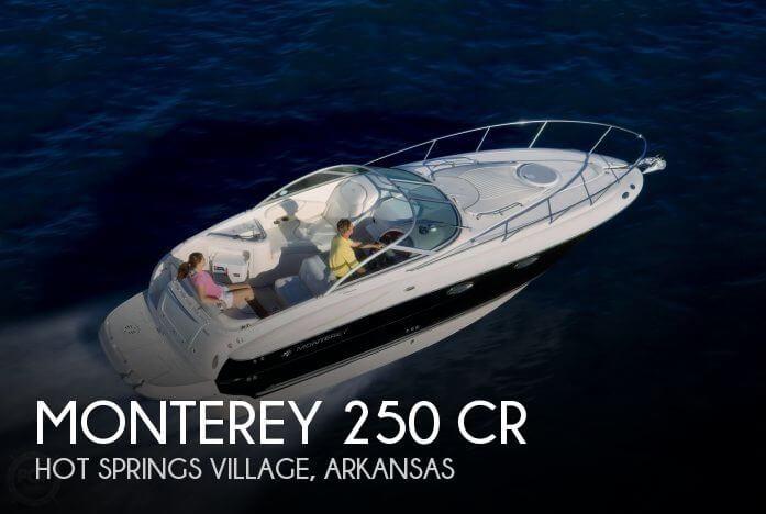 2008 Monterey 250 CR
