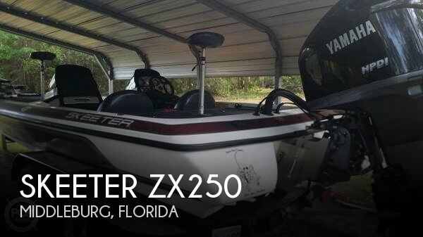 2006 Skeeter ZX250