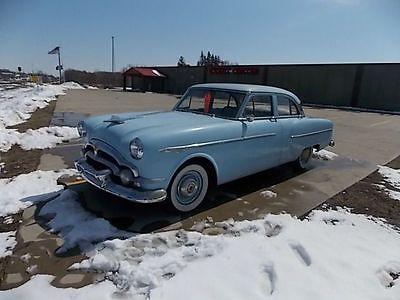 Packard : Packard Clipper 1953 packard clipper straight v 8 new fuel pump new gas tank interior is good