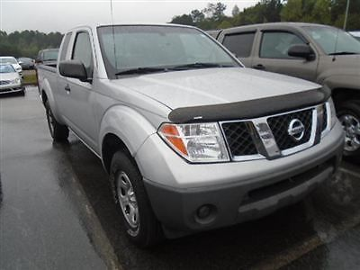 Nissan : Frontier XE I4 Manual Nissan Frontier 2WD XE I4 Manual 2 dr King Cab Truck Manual Gasoline 2.5L 4 Cyl