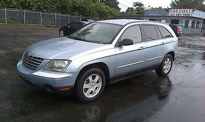 Chrysler : Pacifica Touring Sport 2005 chrysler pacifica touring sport utility 4 door 3.5 l