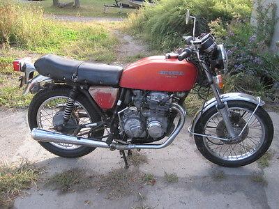 Honda : CB Honda CB400F