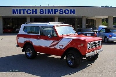 International harvester cars for sale in georgia for Mitch simpson motors cleveland ga