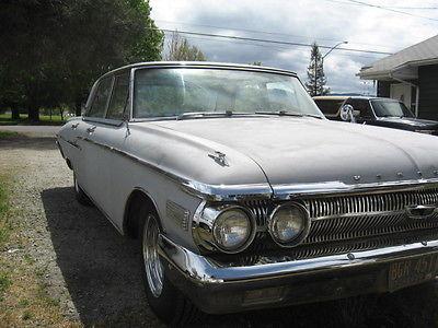 Mercury : Monterey Hardtop 1962 mercury monterey 4 dr hardtop ratrod 352 v 8 auto