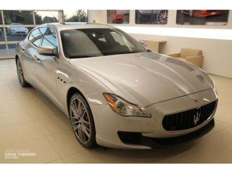 Maserati : Quattroporte GTS Dealer Demonstrator, All New 2014 Model, V8 Sport Package w/21'' Titano Wheels
