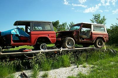 Ford : Bronco BRONCO 1969 1974 ford bronco project