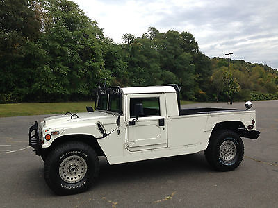Hummer : H1 H1 H1 XLC2 - 2 Door Humvee - AM GENERAL - VERY RARE & HARD TO FIND - Turbo DIESEL