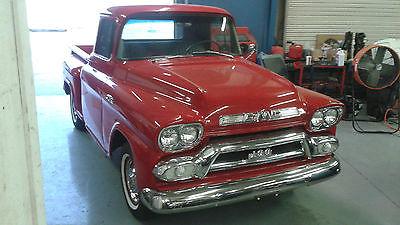 GMC : Other Base Fully restored 1959 GMC 100 pickup