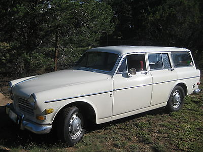 Volvo : Other Normal 122 s volvo wagon 1968