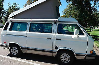 Volkswagen : Bus/Vanagon Weekender 1991 volkswagen westfalia weekender