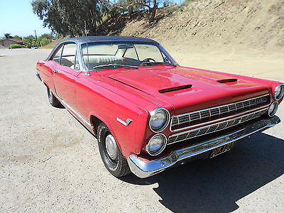 Mercury : Comet Cyclone 1966 mercury comet cyclone hardtop 2 door