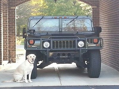 Hummer : H1 Wagon 2001 am general hummer h 1 wagon low miles