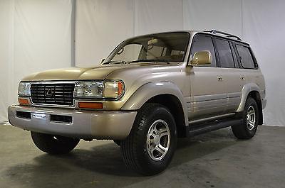 Lexus : LX LX450 1997 lexus lx 450 rare 94 000 miles