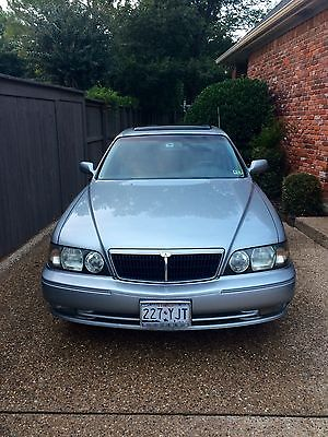 Infiniti : Q45 T Sedan 4-Door 1999 infiniti q 45 t 1 owner no accidents touring edition cold ac