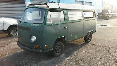 Volkswagen : Bus/Vanagon Bus 1972 volkswagen vanagon