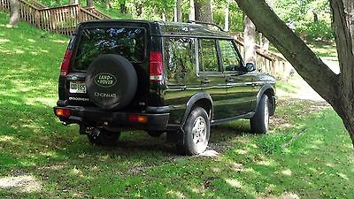 Land Rover : Discovery Series II Sport Utility 4-Door 1999 land rover discovery series ii sport utility 4 door 4.0 l