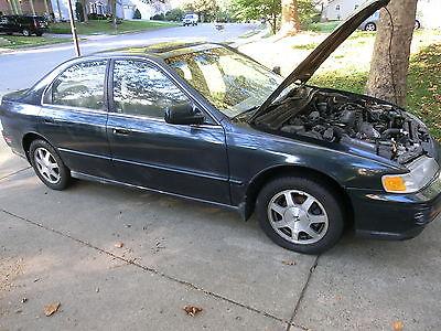Honda : Accord EX Sedan 4-Door 1994 honda accord ex sedan 4 door 2.2 l