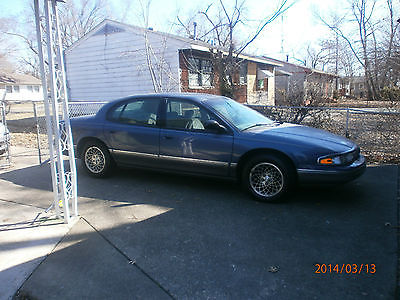 Chrysler : New Yorker 4-Door Re:Low mileage 1994 Chrysler New Yorker
